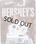 2011 NOSTALGIC BRANDS - HERSHEY'S 【DAIRY DELIVERY】 WHITE/RR (YORK)