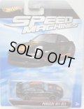 SPEED MACHINES 【PORSCHE 911 GT2】 BLACK/A6