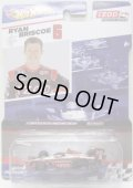 2011 IZOD INDY CAR SERIES 【RYAN BRISCOE/TEAM PENSKE】BLACK-WHITE-RED/RR