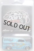 DAIRY COLLECTORS.COM MEMBERSHIP EXCLUSIVE 【DIECAST SPACE DAIRY DELIVERY】 LT.BLUE/5SP (カスタム品です)