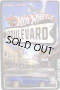 2012 HW BOULEVARD 【'69 CHEVY CAMARO】 MET.BLUE/RR