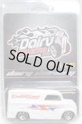 DAIRY COLLECTORS.COM MEMBERSHIP EXCLUSIVE 【DIECAST SPACE DAIRY DELIVERY】 WHITE/5SP (カスタム品です)