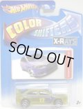 2012 COLOR SHIFTERS 【MITSUBISHI LANCER EVOLUTION】 CLEAR YELLOW-PURPLE/10SP (X-RAYS)