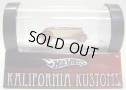 画像1: 2006 KALIFORNIA KUSTOMS 【'34 FORD】 MET.RED/RR