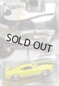 2007 1/50 G-MACHINES 【'70 MUSTANG MACH 1】 YELLOW/RR