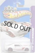 【'67 SHELBY GT-500】 WHITE/MC5 (2013CARD)