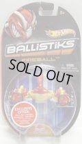2012 BALLISTIKS 【FIRE BALL】 RED-YELLOW