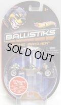 2012 BALLISTIKS 【BONE BASHER】 BLACK-LT.BROWN