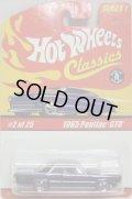2005 CLASSICS SERIES 1 【1965 PONTIAC GTO】 SPEC.NAVY/RL