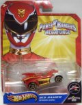 2013 POWER RANGERS 【RED RANGER DRAGON ZORD】 RED/O5