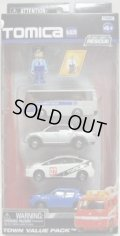 2012 US TOMICA 4PACK 【TOWN VALUE PACK】 (USトミカ)