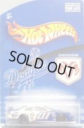 2001 MLB EXCLUSIVE 【2001 DODGE INTREPID (LOS ANGELS DODGERS)】 BLUE-WHITE/RT
