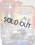 2013 POWER RANGERS 【ROBO KNIGHT LION ZORD】 FLAT BLACK/O5