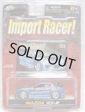 2004 JADA IMPORT RACER! 【MAZDA RX-8】 LT.BLUE