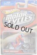 2012 MOTOR CYCLES 【TRED SHREDDER】 BLUE-WHITE