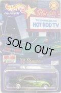 2000 ADKINS EXCLUSIVE HOT ROD MAGAZINE SERIES 1 【'68 CAMARO】 GREEN/RR