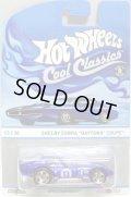"2013 COOL CLASSICS 【SHELBY COBRA ""DAYTONA""COUPE】 SPEC.FROST BLUE/RS"