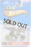 2013 MOTOR CYCLES 【BLAST LANE】 MET.GREEN (2013 CARD)