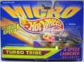 1996 MICRO HOT WHEELS 【TURBO TRIBE】