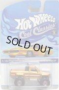 2014 COOL CLASSICS 【1987 TOYOTA PICKUP】 SPEC.FROST ORANGE/CT (台紙のOTTOがオレンジ)