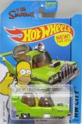 """【""""THE SIMPSONS"""" THE HOMER】 LT.GREEN/5SP (NEW CAST)"""