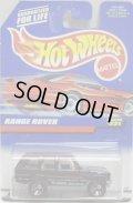 【RANGE ROVER】 BLACK/ORSB (98 RED CAR CARD)
