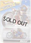 2009 MOTOR CYCLES 【RODZILLA】 MET.RED