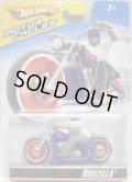 2009 MOTOR CYCLES 【RODZILLA】 BLUE