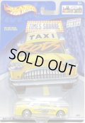 2002 TOYS 'R' US EXCLUSIVE - TAXI RODS 【SHOE BOX】 YELLOW/RR