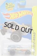 【TEAM HOT WHEELS BUGGY】 SILVER/OR6SP