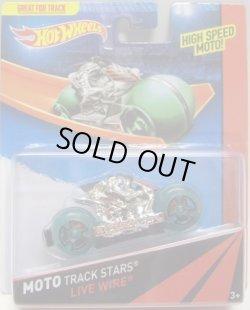画像1: 2014 MOTO TRACK STARS 【LIVE WIRE】 CHROME