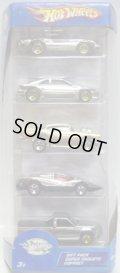 2005 5PACK 【SHINERS】 Camaro Z-28 / T-Bird Stocker / '57 Chevy / Aeroflash / Chevy 1500