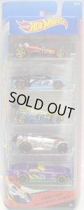 2014 5PACK 【SUPER LOOP CHASE RACE】 Honda Racer / Split Vision / Synkro / Gearonimo / The Gov'ner
