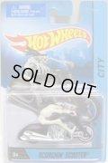 2015 MOTOR CYCLES 【SCORCHIN' SCOOTER】 FLAT BLACK (予約不可)