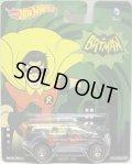 2015 POP CULTURE - DC COMIC BATMAN CLASSIC TV SERIES 【FORD F-150】 BLACK/RR (ROBIN)(予約不可)