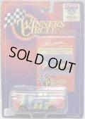 "1998 KENNER - NASCAR WINNER'S CIRCLE 【""#24 DU PONT"" CHEVY LUMINA】 RED-BLUE"