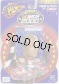"2000 HASBRO - NASCAR WINNER'S CIRCLE 【""#8 DALE EARNHARDT JR."" CHEVY MONTE CARLO】 RED"