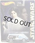 2015 POP CULTURE - STAR WARS 【DREAM VAN XGW PANEL】 WHITE/RR (LEIA)