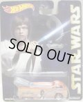 2015 POP CULTURE - STAR WARS 【VOLKSWAGEN DRAG TRUCK】 ORANGE/RR (LUKE)