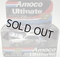 "2001 RACING CHAMPIONS - NASCAR 【""#93 AMOCO ULTIMATE"" DODGE CHARGER DAYTONA】 WHITE-BLACK/RR"