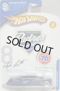 2006 MLB EXCLUSIVE 【PURPLE PASSION (SAN DIEGO PADRES)】 DK.BLUE/RR