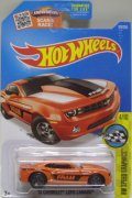 【2016 FACTORY SEALED】【キャンペーン対象商品】【'13 CHEVROLET COPO CAMARO】 ORANGE/5SP (FRAM TAMPO)