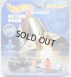 画像1: 1999 ACTION PACK 【JOHN GLENN】 MERCURY FRIENDSHIP7 1962/SPACE SHUTTLE DISCOVERY 1998
