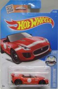 【2016 FACTORY SEALED】【キャンペーン対象商品】【'15 JAGUAR F-TYPE PROJECT 7】 RED/5Y