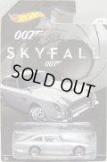 2015 WALMART EXCLUSIVE - 007 JAMES BOND 【ASTON MARTIN 1963 DB5】 SILVER/LACE