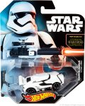 "2015 SAN DIEGO COMIC-CON EXCLUSIVE 【""STAR WARS:The Force Awakens"" FIRST ORDER STORMTROOPER】  WHITE/RR"