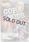 2000 K・B TOYS EXCLUSIVE COP RODS 2 【1970 ROAD RUNNER】 BLACK-WHITE/RH6SP