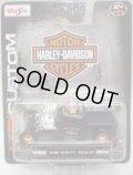2015 MAISTO - HARLEY DAVIDSON 【1936 CHEVY PICKUP】 BLACK/RR