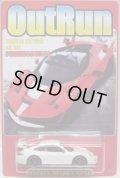 "SARA KUSTOM 【""OUT RUN"" PORSCHE 911 GT3 RS (カスタム完成品)】 WHITE/PR5 (送料サービス適用外)"
