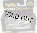 1998 HOT WHEELS PRO RACING TRACK EDITION 【STERLING MARTIN #40】 BLUE-LT.YELLOW/RR